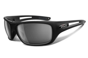 a3ae52a896 Revo Guide Matte Black Nylon Frame