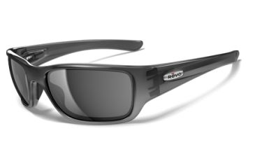 Revo Heading 4058 RX Progressive Sunglasses - Black Ink Nylon Frame RE4058-02PROG