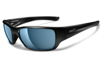 Revo Heading 4058 RX Progressive Sunglasses - Polished Black Nylon Frame RE4058-03PROG