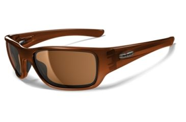 Revo Heading 4058 RX Progressive Sunglasses - Polished Root Beer Nylon Frame RE4058-05PROG