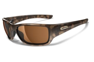 Revo Heading 4058 RX Progressive Sunglasses - Tortoise Nylon Frame RE4058-04PROG