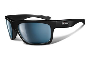 0fb181a1db Revo Stern 4056 RX Progressive Sunglasses - Polished Black Nylon Frame  RE4056-01PROG
