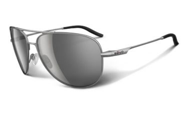 Revo Windspeed Lead Metal Frame, Graphite Lens Sunglasses - RE3087-03