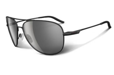 Revo Windspeed Matte Black Metal Frame, Graphite Lens Sunglasses - RE3087-01