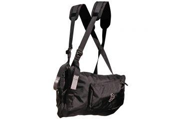 Ribz  Pack Reg Stealth Black BLK-R-2000