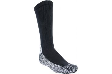 Ridge Outdoors 170 Pro-Tac Socks, Black, 10-13 170