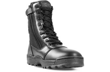 Ridge Outdoors 4105CTZ Dura-Max Zipper Composite Toe Boot, Black, 10 4105CTZ10.0