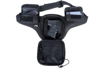 Ridge Outdoors 501 Concealment Bag, Black, One Size 501
