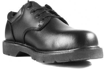 Ridge Outdoors 7002 Oxford Duty Shoes, Black, 6 70026.0