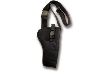 Bulldog Right hand black scope bandolier holster WSBAN-6
