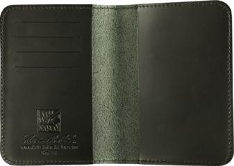 Rite in the Rain 3X5 COVER - BLACK LEATHER - SIDE, Black, 3 x 5 34