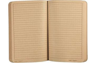 Rite in the Rain FIELD BOOK - TAN, Tan, 4 5/8 x 7 1/4 980T