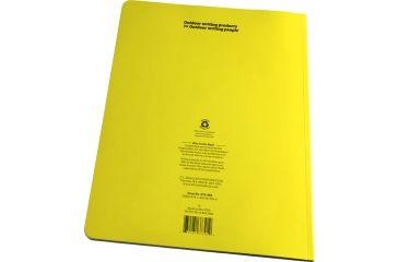 Rite in the Rain FIELD FLEX MAXI BOUND - UNIVERSAL, Yellow, 8 1/2 x 11 374-MX