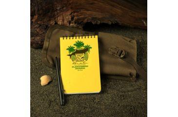 Rite in the Rain FLAT'S FISHING KIT, Yellow, 4 x 6 1733-KIT