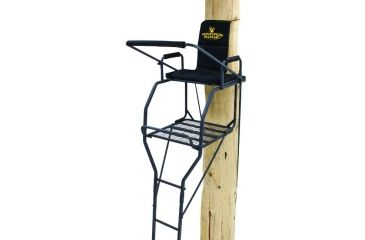 Rivers Edge Treestands 1 Man Xl Ladder Stand Free Shipping Over 49
