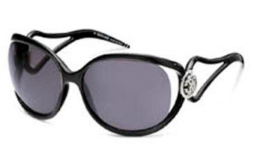 Roberto Cavalli Petalite RC468S Sunglasses - Smoke Lens Color
