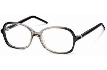 Roberto Cavalli RC0618 Eyeglass Frames - Black Frame Color