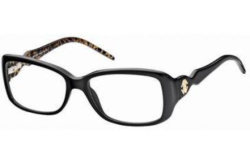 Roberto Cavalli RC0626 Eyeglass Frames - Shiny Black Frame Color