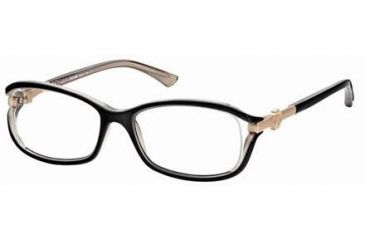 Roberto Cavalli RC0628 Eyeglass Frames - Black Frame Color