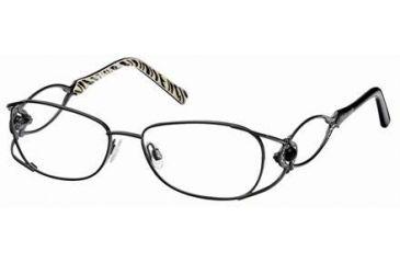 Roberto Cavalli RC0631 Eyeglass Frames - Shiny Gun Metal Frame Color