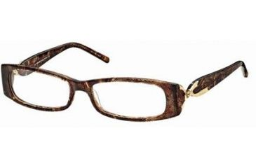 Roberto Cavalli RC0640 Eyeglass Frames - Light Brown Frame Color