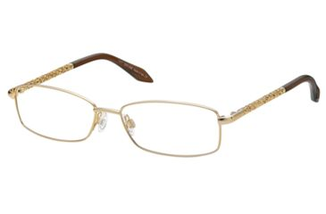 Roberto Cavalli RC0691 Eyeglass Frames - Shiny Rose Gold Frame Color