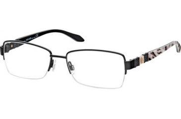 Roberto Cavalli RC0698 Eyeglass Frames - Frame 001, Size 55 RC069855001