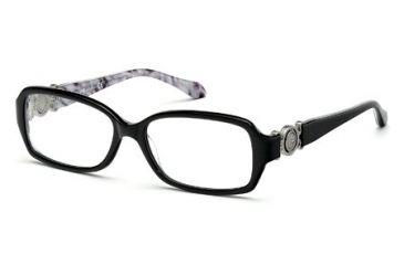 Roberto Cavalli RC0714 Eyeglass Frames - Black Frame Color