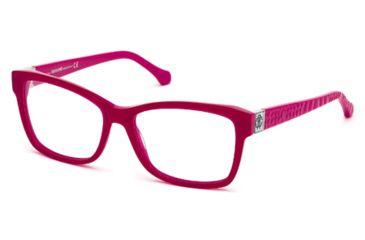Roberto Cavalli RC0755 Eyeglass Frames - Pink Frame Color