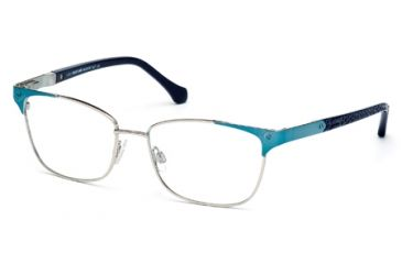 Roberto Cavalli RC0762 Eyeglass Frames - Matte Palladium Frame Color