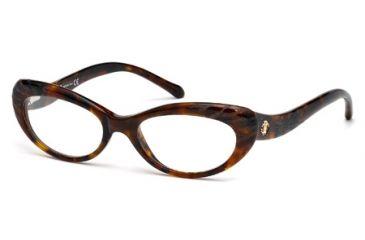 Roberto Cavalli RC0778 Eyeglass Frames - Dark Havana Frame Color
