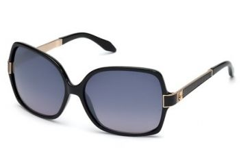 Roberto Cavalli RC648S Sunglasses - Shiny Black Frame Color