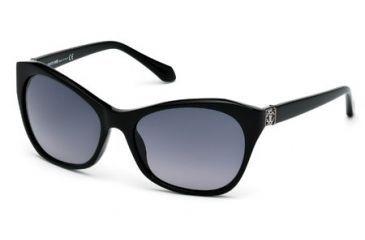 Roberto Cavalli RC730S Sunglasses - Shiny Black Frame Color