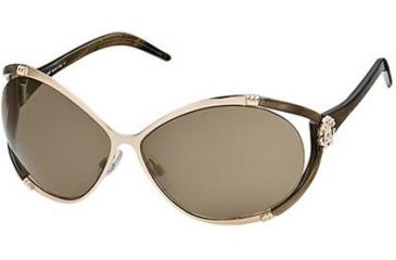 772: Roberto Cavalli Rx RC369S Sunglasses, Bronze Frame