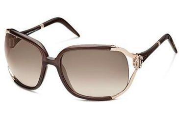 Roberto Cavalli Talisia RC370S Sunglasses - Chocolate Frame Color