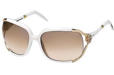 Roberto Cavalli Talisia RC370S Sunglasses - White Gold Frame Color