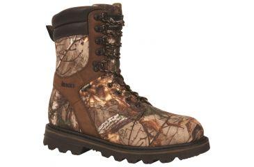 398fa13472e09 Rocky Cornstalker Boot, 600g Realtree Xtra 11 RKYS085-11