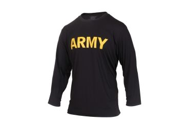 e939a1df Rothco Long Sleeve Army PT Shirt | Up to 43% Off Free Shipping over $49!