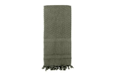 5-Rothco Solid Color Shemagh Tactical Desert Scarf