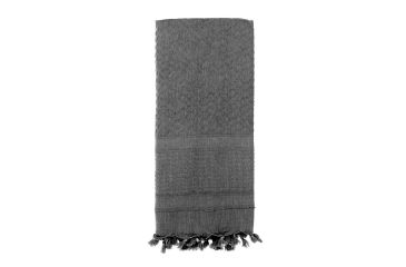 6-Rothco Solid Color Shemagh Tactical Desert Scarf