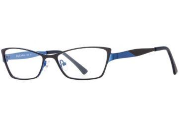 Rough Justice RJ Edgy SERJ EDGY00 Progressive Prescription Eyeglasses - Midnight Blue SERJ EDGY005340 BK
