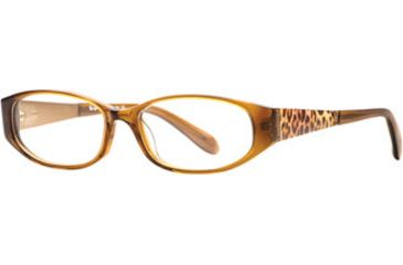 Rough Justice RJ Feisty SERJ FEIS00 Bifocal Prescription Eyeglasses - Bronze SERJ FEIS005135 BN
