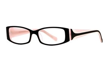 Rough Justice RJ Fling SERJ FLIN00 Progressive Prescription Eyeglasses - Dark Angel SERJ FLIN005340 BK