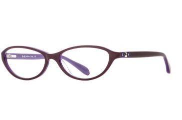 Rough Justice RJ Foxy SERJ FOXY00 Single Vision Prescription Eyeglasses - Wild Grape SERJ FOXY005335 PU