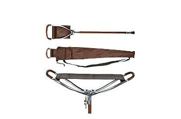 Royal Canes Hammocks Seat Cane With Carry Bag Adjustable Genuine Leather 90317