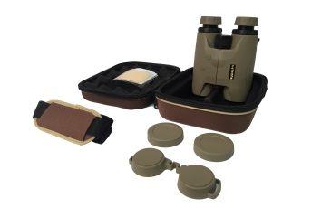 2-Rudolph Optics 8x42 1800M Binocular Rangefinder
