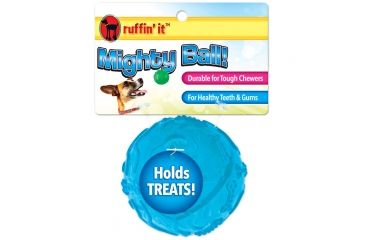 Ruffin' It Mighty Treat Ball Assorted 80592 ASST