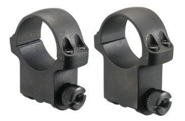 Ruger M77 Scope Ring Set 1 Inch High Matte