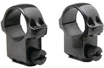 Ruger Scope Ring 3BHM Low Hawkeye Blue Matte 90277