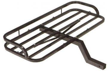 S A Sports San Angelo Black Steel Hitch Hauler Rack 11495